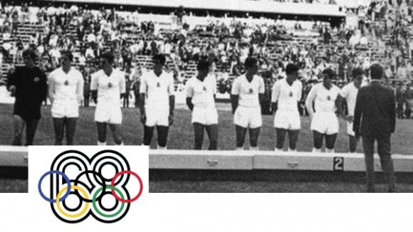 Гочо става Герой на труда със сребро от Мексико 68